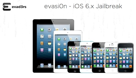  evasion ios 6 jailbreak iphone srbija