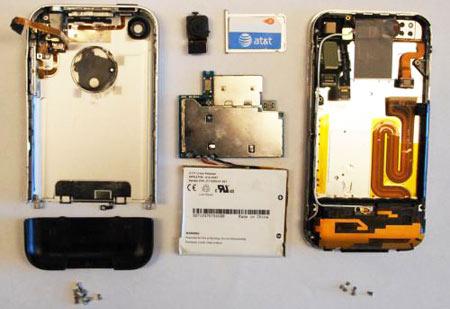 servis-za-iphone-2G-otvoren