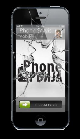 Zamena stakla iPhone