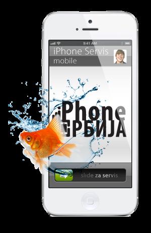 Popravka iPhone elektronike