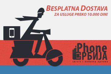 Dostava na teritoriji Beograda - iPickUp