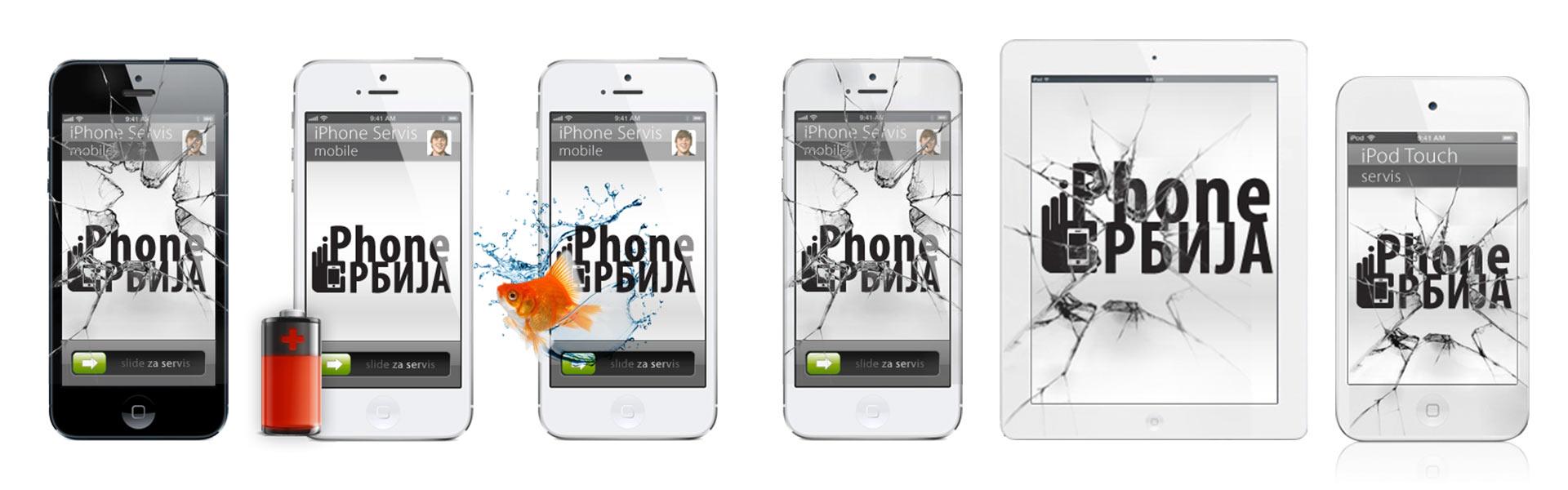iPhone Servis Usluge