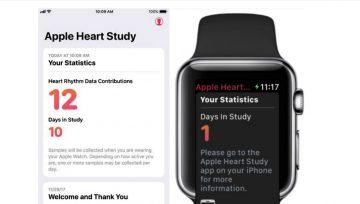 Apple Watch u službi zdravlja